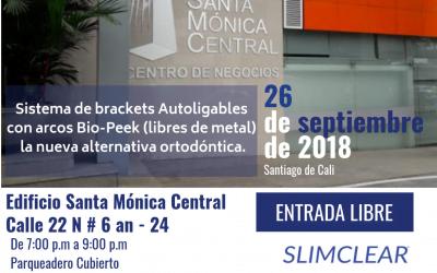 SANTIAGO DE CALI, 26 DE SEPTIEMBRE DE 2018, EDIFICIO SANTA MÓNICA CENTRAL